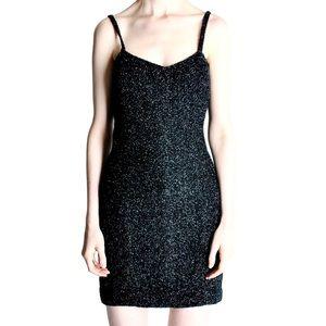 Emporia Armani Little Black Dress vintage (00/XS)